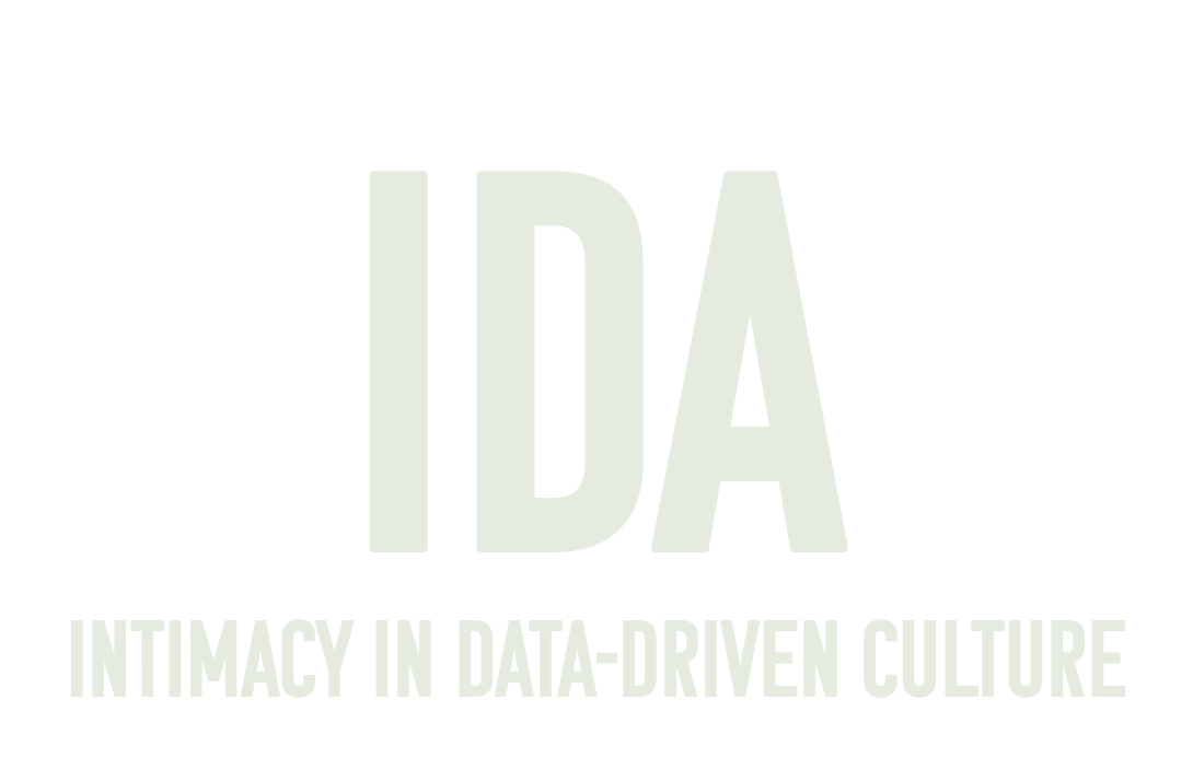 IDA: Intimacy In Data-Driven Culture